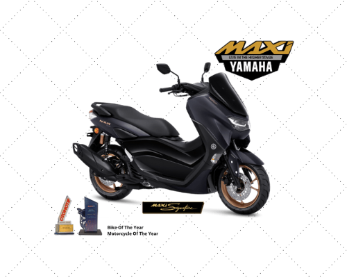 All New Nmax ABS
